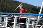 Pesquero de Cedeira INMACULADA ZARPANDO PARA LA COSTERA DEL BONITO - Cedeira, 31 de julio de 2011 - Galicia - fotografía por Fermín Goiriz Díaz (8)