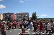Procesión da Patrona - Pocesión de la virgen del Mar - Cedeira, 15 de Agosoto de 2011 - fotografía por Fermín Goiriz Díaz (24)