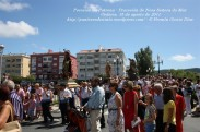 Procesión da Patrona - Pocesión de la virgen del Mar - Cedeira, 15 de Agosoto de 2011 - fotografía por Fermín Goiriz Díaz (26)
