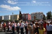 Procesión da Patrona - Pocesión de la virgen del Mar - Cedeira, 15 de Agosoto de 2011 - fotografía por Fermín Goiriz Díaz (28)