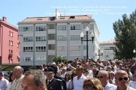 Procesión da Patrona - Pocesión de la virgen del Mar - Cedeira, 15 de Agosoto de 2011 - fotografía por Fermín Goiriz Díaz (33)
