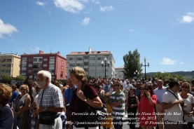 Procesión da Patrona - Pocesión de la virgen del Mar - Cedeira, 15 de Agosoto de 2011 - fotografía por Fermín Goiriz Díaz (38)