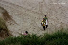 El futuro del surf - Surfeiros - Surfers - Surferos - Playa de Pantín (Valdoviño) - Galicia - fotografía por Fermín Goiriz Díaz (6)