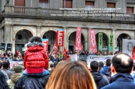 20.000 manifestantes contra la reforma laboral en Ferrol - fotografía por Fermín Goiriz Díaz (2)