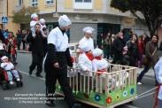 Desfile de Carnaval en Cedeira, 18 de febrero de 2012 - Carnaval Cedeira 2012 - Galicia -fotografía por Fermín Goiriz Díaz (10)