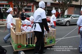 Desfile de Carnaval en Cedeira, 18 de febrero de 2012 - Carnaval Cedeira 2012 - Galicia -fotografía por Fermín Goiriz Díaz (12)