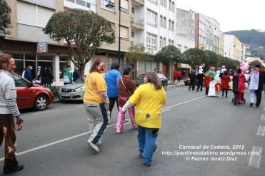 Desfile de Carnaval en Cedeira, 18 de febrero de 2012 - Carnaval Cedeira 2012 - Galicia -fotografía por Fermín Goiriz Díaz (18)
