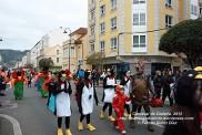 Desfile de Carnaval en Cedeira, 18 de febrero de 2012 - Carnaval Cedeira 2012 - Galicia -fotografía por Fermín Goiriz Díaz (21)