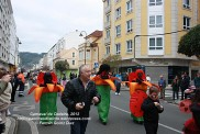 Desfile de Carnaval en Cedeira, 18 de febrero de 2012 - Carnaval Cedeira 2012 - Galicia -fotografía por Fermín Goiriz Díaz (24)