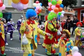 Desfile de Carnaval en Cedeira, 18 de febrero de 2012 - Carnaval Cedeira 2012 - Galicia -fotografía por Fermín Goiriz Díaz (50)