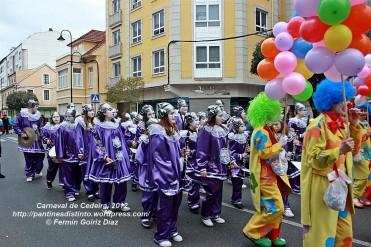 Desfile de Carnaval en Cedeira, 18 de febrero de 2012 - Carnaval Cedeira 2012 - Galicia -fotografía por Fermín Goiriz Díaz (53)