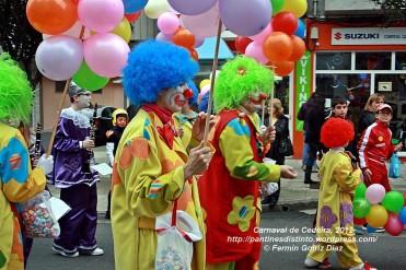 Desfile de Carnaval en Cedeira, 18 de febrero de 2012 - Carnaval Cedeira 2012 - Galicia -fotografía por Fermín Goiriz Díaz (54)