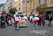 Desfile de Carnaval en Cedeira, 18 de febrero de 2012 - Carnaval Cedeira 2012 - Galicia -fotografía por Fermín Goiriz Díaz (6)