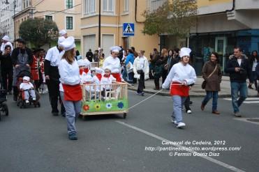Desfile de Carnaval en Cedeira, 18 de febrero de 2012 - Carnaval Cedeira 2012 - Galicia -fotografía por Fermín Goiriz Díaz (7)