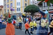 Desfile de Carnaval en Cedeira, 18 de febrero de 2012 - Carnaval Cedeira 2012 - Galicia -fotografía por Fermín Goiriz Díaz (80)