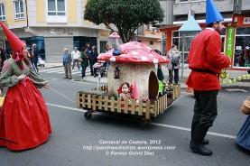 Desfile de Carnaval en Cedeira, 18 de febrero de 2012 - Carnaval Cedeira 2012 - Galicia -fotografía por Fermín Goiriz Díaz (90)