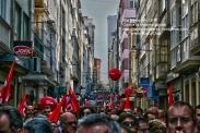 Fotografías manifestación 29-M en Ferrol - +40.000 manifestantes - Ferrolterra - contra la reforma laboral del PP - Fotografía por Fermín Goiriz Díaz (25)
