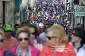 Fotografías manifestación 29-M en Ferrol - +40.000 manifestantes - Ferrolterra - contra la reforma laboral del PP - Fotografía por Fermín Goiriz Díaz (33)