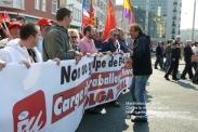 Fotografías manifestación 29-M en Ferrol - +40.000 manifestantes - Ferrolterra - contra la reforma laboral del PP - Fotografía por Fermín Goiriz Díaz (9)