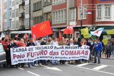 manifestación de apoyo al naval - ferrol, 10 de junio de 2012 - navantia - fotografía por Fermín Goiriz Díaz (12)
