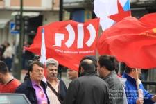 manifestación de apoyo al naval - ferrol, 10 de junio de 2012 - navantia - fotografía por Fermín Goiriz Díaz (2)