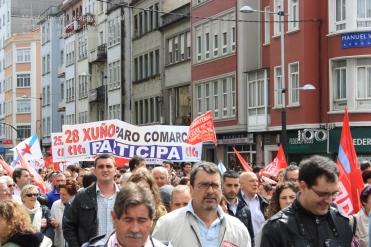 manifestación de apoyo al naval - ferrol, 10 de junio de 2012 - navantia - fotografía por Fermín Goiriz Díaz (34)