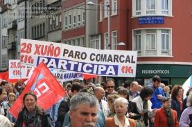 manifestación de apoyo al naval - ferrol, 10 de junio de 2012 - navantia - fotografía por Fermín Goiriz Díaz (35)