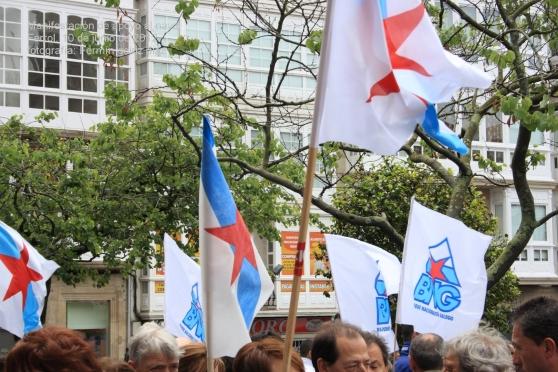 manifestación de apoyo al naval - ferrol, 10 de junio de 2012 - navantia - fotografía por Fermín Goiriz Díaz (54)
