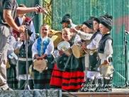 Buxainas danzando na praza roxa de Cedeira, 28 de xullo de 2012 - cantareiras e grupo de baile da A. C. Buxainas - Fotografia por Fermin Goiriz Diaz( (10)