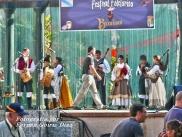 Buxainas danzando na praza roxa de Cedeira, 28 de xullo de 2012 - cantareiras e grupo de baile da A. C. Buxainas - Fotografia por Fermin Goiriz Diaz( (21)