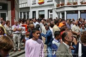 Procesión de la Virgen del Mar Cedeira, 15 de agosto de 2012 - fotografía por Fermín Goiriz Díaz (17)