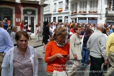 Procesión de la Virgen del Mar Cedeira, 15 de agosto de 2012 - fotografía por Fermín Goiriz Díaz (19)