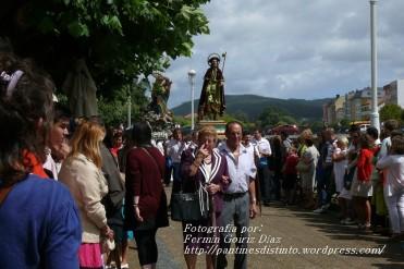 Procesión de la Virgen del Mar Cedeira, 15 de agosto de 2012 - fotografía por Fermín Goiriz Díaz (30)