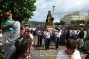 Procesión de la Virgen del Mar Cedeira, 15 de agosto de 2012 - fotografía por Fermín Goiriz Díaz (32)