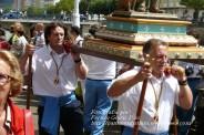 Procesión de la Virgen del Mar Cedeira, 15 de agosto de 2012 - fotografía por Fermín Goiriz Díaz (33)