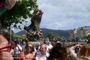 Procesión de la Virgen del Mar Cedeira, 15 de agosto de 2012 - fotografía por Fermín Goiriz Díaz (34)