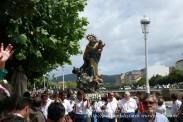 Procesión de la Virgen del Mar Cedeira, 15 de agosto de 2012 - fotografía por Fermín Goiriz Díaz (35)