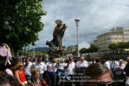 Procesión de la Virgen del Mar Cedeira, 15 de agosto de 2012 - fotografía por Fermín Goiriz Díaz (36)