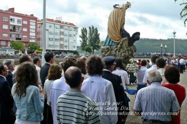 Procesión de la Virgen del Mar Cedeira, 15 de agosto de 2012 - fotografía por Fermín Goiriz Díaz (38)
