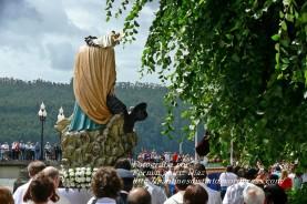 Procesión de la Virgen del Mar Cedeira, 15 de agosto de 2012 - fotografía por Fermín Goiriz Díaz (39)