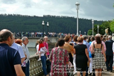 Procesión de la Virgen del Mar Cedeira, 15 de agosto de 2012 - fotografía por Fermín Goiriz Díaz (49)