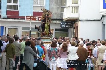 Procesión de la Virgen del Mar Cedeira, 15 de agosto de 2012 - fotografía por Fermín Goiriz Díaz (52)