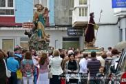Procesión de la Virgen del Mar Cedeira, 15 de agosto de 2012 - fotografía por Fermín Goiriz Díaz (53)