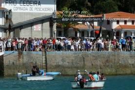 Procesión Marítima en honor de la Patrona de Cedeira - Cedeira, 16 de agosto de 2012 - fotografía por Fermín Goiriz Díaz (104)