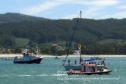 Procesión Marítima en honor de la Patrona de Cedeira - Cedeira, 16 de agosto de 2012 - fotografía por Fermín Goiriz Díaz (112)