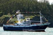 Procesión Marítima en honor de la Patrona de Cedeira - Cedeira, 16 de agosto de 2012 - fotografía por Fermín Goiriz Díaz (114)