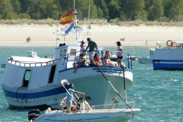 Procesión Marítima en honor de la Patrona de Cedeira - Cedeira, 16 de agosto de 2012 - fotografía por Fermín Goiriz Díaz (118)