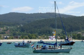 Procesión Marítima en honor de la Patrona de Cedeira - Cedeira, 16 de agosto de 2012 - fotografía por Fermín Goiriz Díaz (123)