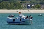 Procesión Marítima en honor de la Patrona de Cedeira - Cedeira, 16 de agosto de 2012 - fotografía por Fermín Goiriz Díaz (129)