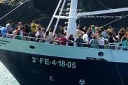 Procesión Marítima en honor de la Patrona de Cedeira - Cedeira, 16 de agosto de 2012 - fotografía por Fermín Goiriz Díaz (131)